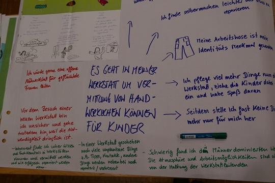 Poster Einzelgespräche in Honigfabrik (1)